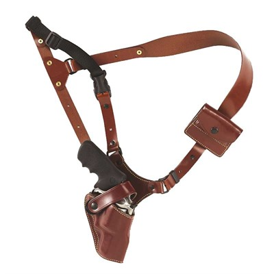 "Great Alaskan Shoulder Holsters - Great Alaskan 1911 5"" -Tan-Right Hand"