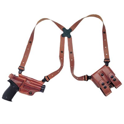 Miami Classic Shoulder Holsters - Miami Classic Walther Ppk-Tan-Right Hand