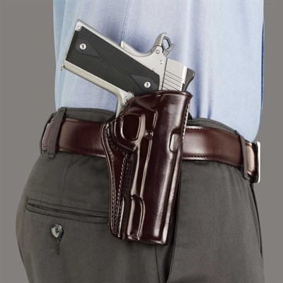 "Concealed Carry Paddle Holsters - Ccp 1911 5"" -Havana-Right Hand"