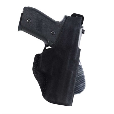 Galco International Paddle Lite Holsters - Paddle Lite Ruger Lcp W/Ecr-Black-Right Hand