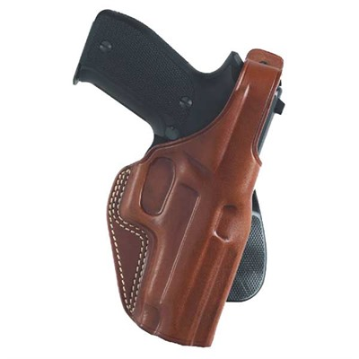 Galco International Ple Paddle Holsters - Ple Glock 26-Tan-Right Hand