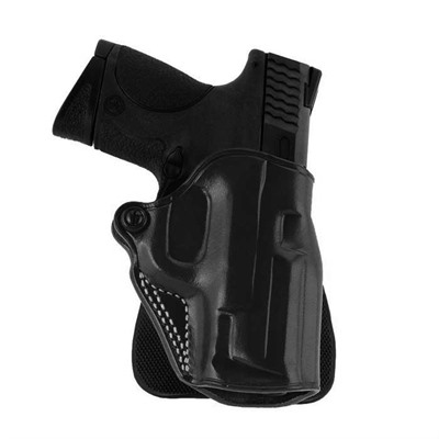 Galco International Speed Paddle Holsters - Speed S&W M&P Compact-Black-Right Hand