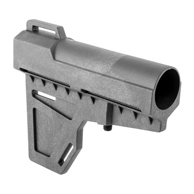 Kak Industry Ar-15 Kak Shockwave Blade Pistol Brace - Shockwave Blade Grey
