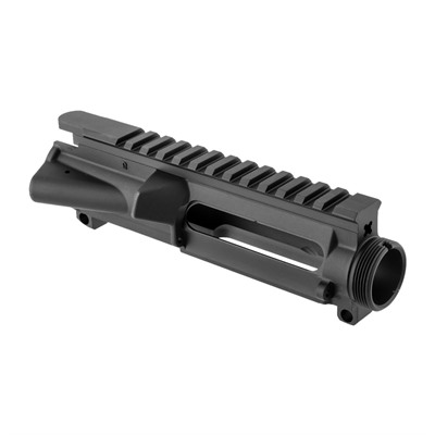 Brownells Ar-15 Stripped Upper Receiver Black