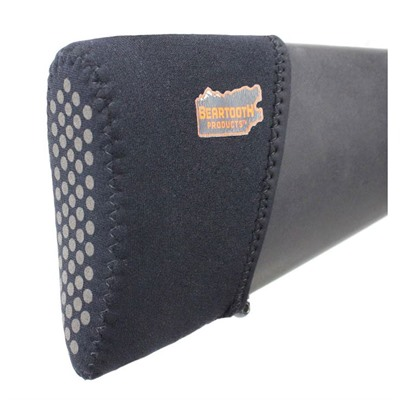 Beartooth Products 2.0  Slip On Recoil Pad - 2.0 Slip On Recoil Pad Black