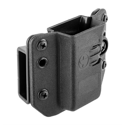 Copia Single Magazine Carrier - Copia Single Pistol Mag Carrier 9/40 Black Short