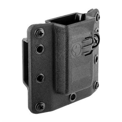 Copia Single Magazine Carrier - Copia Single Pistol Mag Carrier 9/40 Black  Standard