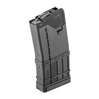 L5awm Black 20-Rd Magazines - L5awm 20rd Opaque Black