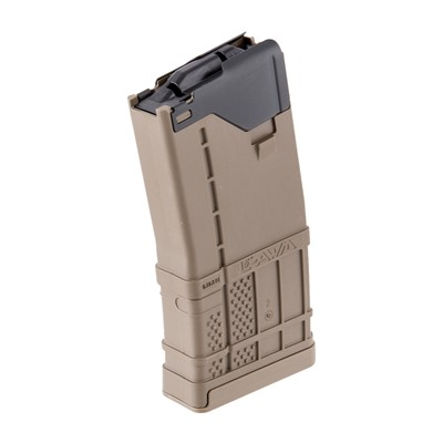 Lancer Systems L5awm Flat Dark Earth 20-Rd Magazines - L5awm 20rd Opaque Flat Dark Earth