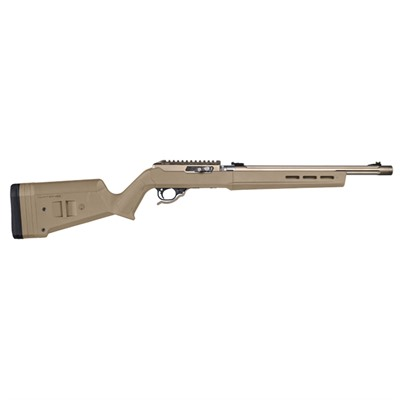 Magpul Ruger 10/22 Takedown Hunter X-22 Stock - Ruger 10/22 Takedown Hunter X-22 Stock Polymer Fde