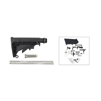 Brownells Ar-15 Lower Receiver Completion Kit