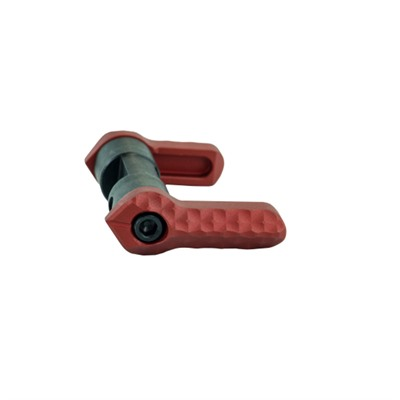 Seekins Precision Ar-15 Ambidextrous Safety Kit Red