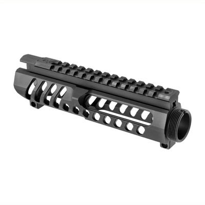 Ar-15 Billet Stripped Upper Receiver - Ar-15 Stripped Billet Upper Receiver Black