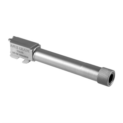 Apex Tactical Specialties Inc Gunsmith Fit Threaded Barrel For S W M P Gunsmith Fit Threaded Barrel For S W M P 4 25