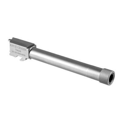 Apex Tactical Specialties Inc Semi Drop-In Threaded Barrel For S&W M&P - Semi Drop-In Threaded Barrel For S&W M&P 5