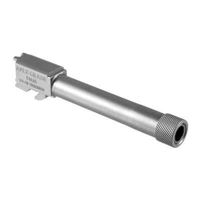 Apex Tactical Specialties Inc Semi Drop-In Threaded Barrel For S&W M&P - Semi Drop-In Threaded Barrel For S&W M&P 4.25