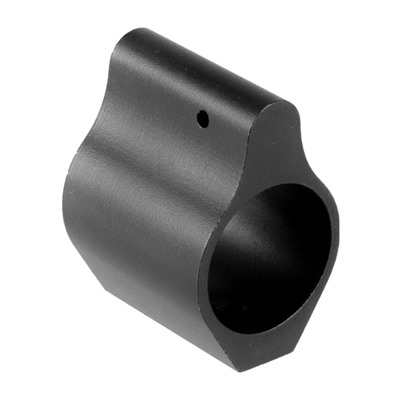 Radical Firearms Ar 15 Low Profile Gas Block Ar 15 Gas Block Low Profile .750 Steel Black