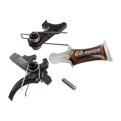 Geissele Automatics Ar-15 Ssp Single Stage Precision Triggers - Single Stage Precision Trigger Curved Bow