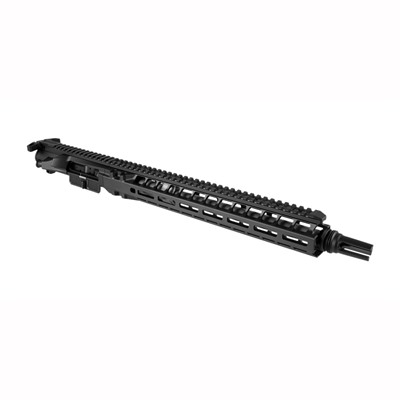 """Radian Weapons Ar 15 300blk Complete Upper Receiver Groups 300blk 14.5"""" Model 1 Blk Complete Upper Receiver Black USA & Canada"""