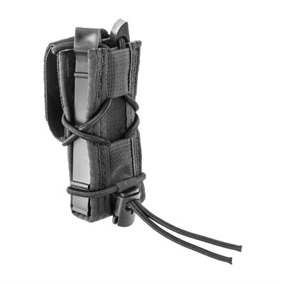 Magazine Carrier Taco Pistol Belt Mount - Pistol Taco Belt Mount Black