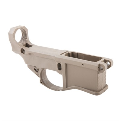 Ar-15 80% Polymer Lower Receiver & Jig Kit - Ar-15 80% Polymer Lower Receiver With Jig Kit Fde