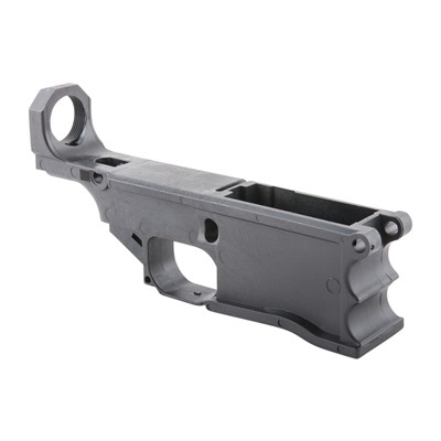 Ar 308 80% Lower Receiver With Jig Polymer - Ar 308 Lower Receiver With Jig Kit Polymer Black
