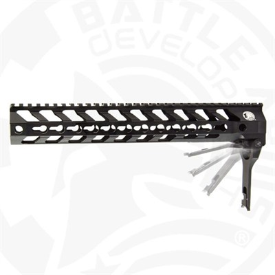 Battle Arms Development Ar-15 556 Switch Rail - 558 Switch Rail 12