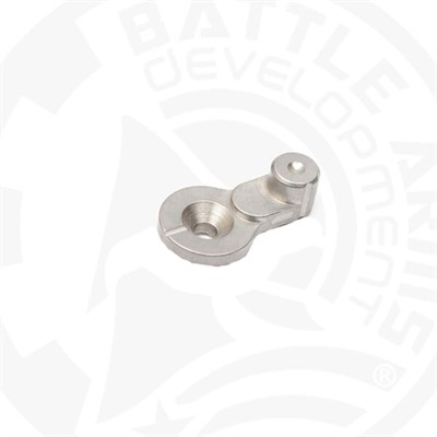 Battle Arms Development Ar 15 Stainless Steel Safety Selector Levers Short Crank Lever Stainless Steel USA & Canada