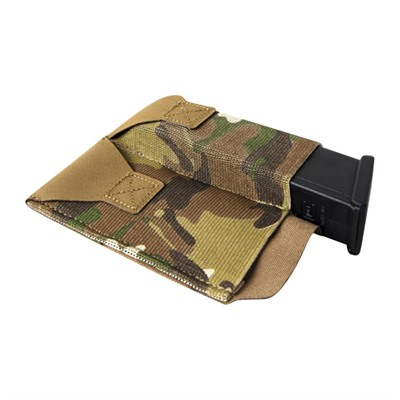 Blue Force Gear Ten-Speed Pistol Magazine Pouch - Ten-Speed Double Pistol Magazine Pouch Belt Mount Multicam