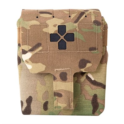 Blue Force Gear Medium Trauma Kit Now! Complete Kit - Medium Trauma Kit Now! Complete Kit Multicam