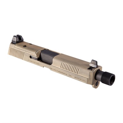 Fn x 45 Tactical Slide Assembly Fnx 45 Tactical Slide Assembly Fde USA & Canada