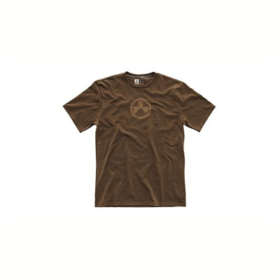 Magpul Men's Superweight Icon T-Shirts - Superweight Icon T-Shirt Dark Brown Small
