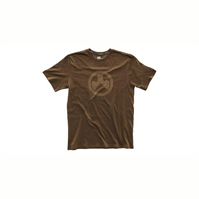 Magpul Men's Fine Cotton Topo T-Shirts - Fine Cotton Topo T-Shirt Dark Brown 2x