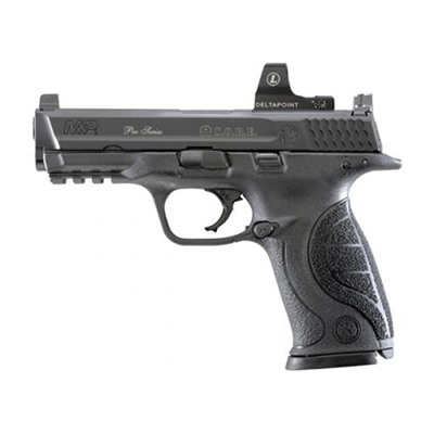 """Smith & Wesson M&P 9 Pro Optic Ready 9mm 10 1 4.25"""""""