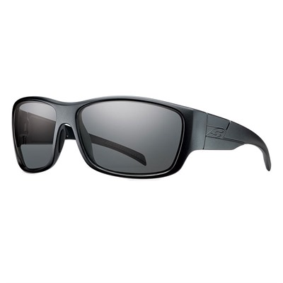 Smith Optics Frontman Elite Protective Glasses - Frontman Elite Glasses Black Frame Gray Lens