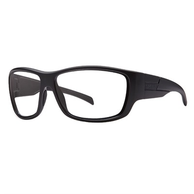 Smith Optics Frontman Elite Protective Glasses - Frontman Elite Glasses Black Frame Clear Lens