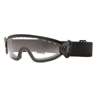 Smith Optics Boogie Soep Goggle - Boogie Soep Goggle Black Strap Clear Lens