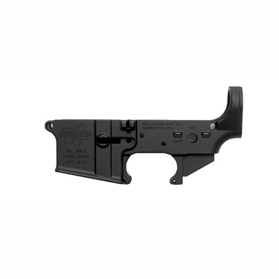 Ar-15 Forged Lower Receiver - Ar-15 Forged Lower Receiver Aluminum Black