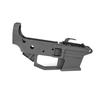 Angstadt Arms Ar-15 0940 9mm Stripped Lower Receiver For Glock Magazines - Ar-15 0940 9mm Stripped Lower Receiver For GlockMagazines