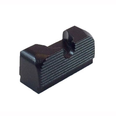"10 8 Performance Glock Suppressor/Optic/Mos Rear Sight .395"" Notch .140"" Online Discount"