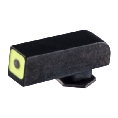 Ameriglo Pro-Glo Tritium Square Front Sight 165x140 For Glock - Pro-Glo Tritium Square Front Sight .165x.140 Grn For Glock