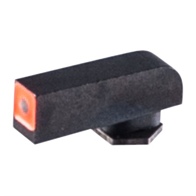 Ameriglo Pro-Glo Tritium Square Front Sight 165x120 For Glock - Pro-Glo Tritium Square Front Sight .165x.120 Org For Glock