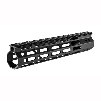 Foxtrot Mike Products Ar-15 Fm-9 Handguard Free Float M-Lok - Fm-9 Handguard Free Float Aluminum 10.5