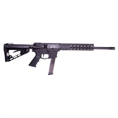 "Image of American Tactical Ar-15 9mm 16"" 31_1 Black Glock~ Mag"