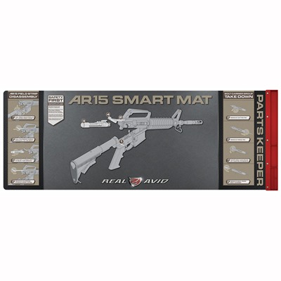Real Avid Ar15 Smart Mat Cleaning Mat 43x16