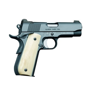 1911 Classic Carry Pro 45 Acp 4in 45 Acp Blue 8+1rd.
