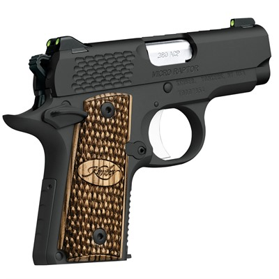 Kimber Mfg. 1911 Micro Raptor 380 Acp 2.75in 380 Auto Blue 6+1rd - 1911 Micro Raptor 380 Acp 2.75in 380 Auto Blue 6+1