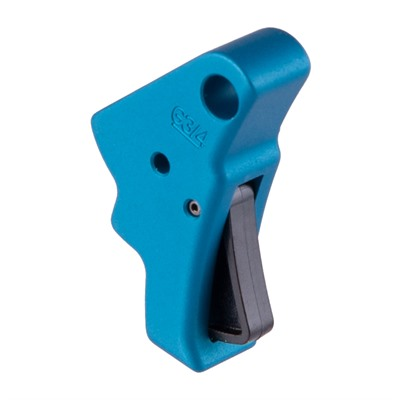 Apex Tactical Specialties Inc Action Enhancement Trigger Body For Glock - Action Enhancement Trigger Body Only For Glock-Blue