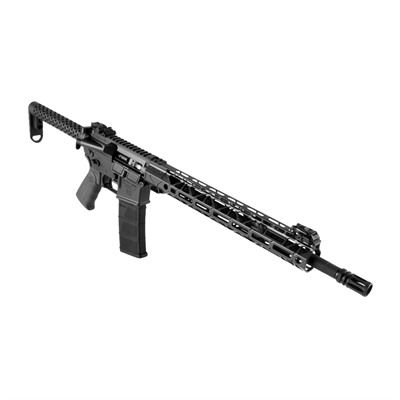 Battle Arms Development Bad-15 Brownells Exclusive Precision Patrol Rifle Smoke Cerakote - Bad-15 Precision Patrol Rifle 223 Wylde Cerakote Smoke