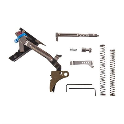 Fde Ultimate Trigger Kit For Glock® - Gen 3, Ultimate Trigger Kit For Glock™, 9mm, Fde